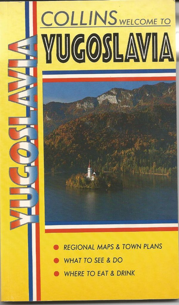 Collins Welcome To Yugoslavia (1984)